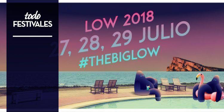 Entradas para el Low Festival 2018