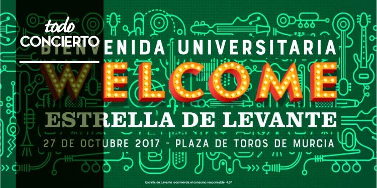 Horarios Welcome Estrella de Levante 2017