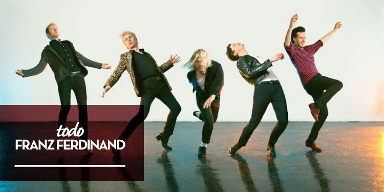 Franz Ferdinand comparten el making of de su nuevo disco