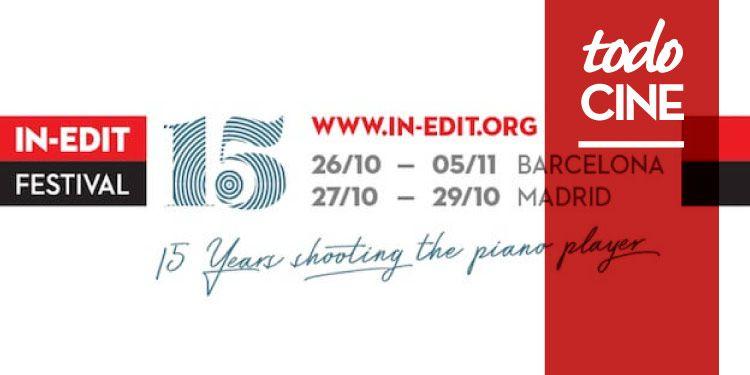 El Festival In-Edit anuncia la programación al completo para su edición de Madrid