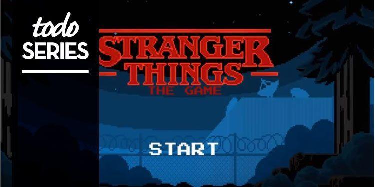 Ponte en la piel de los personajes de la serie con Stranger Things: The Game