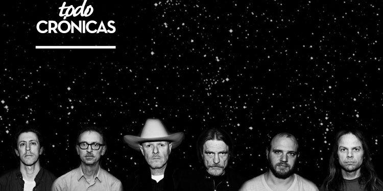 Crónica concierto Swans en Murcia