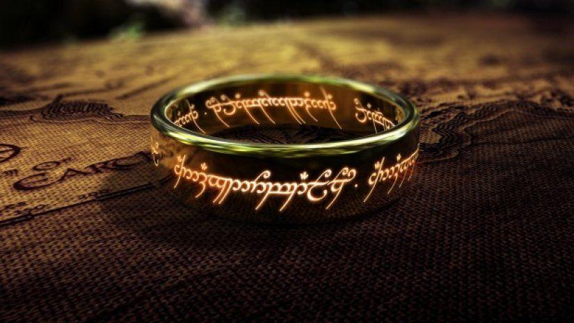 El señor de los anillos la serie