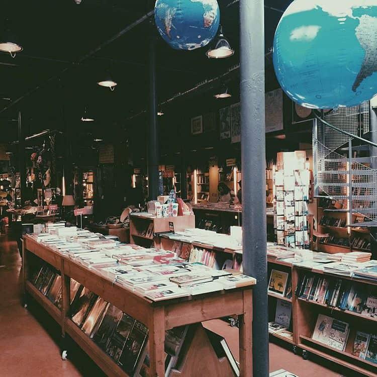 Librería Altaïr, Barcelona-min