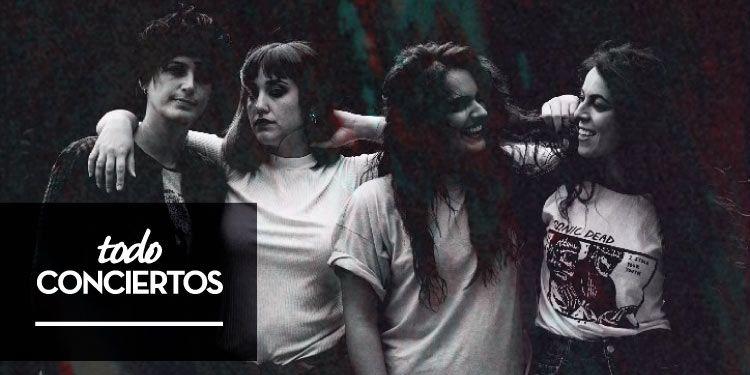 """Agoraphobia estrenan vídeo para """"Zero"""""""