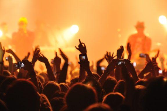 Las 7 provincias con las entradas más caras para ver un concierto