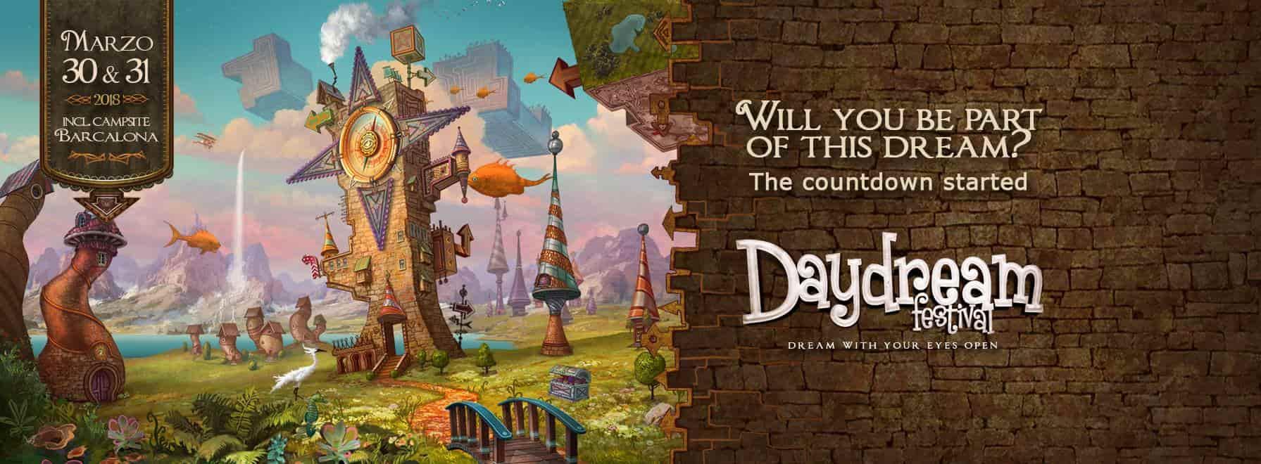 day dream festival