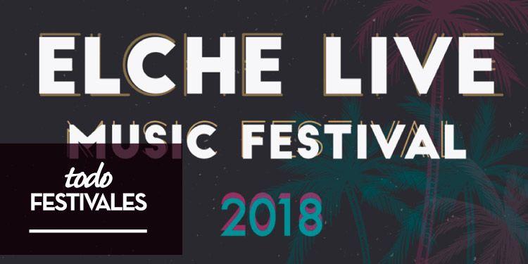 Primera confirmación para Elche Live Music 2018