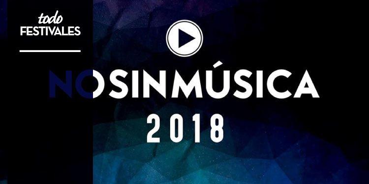 Nuevas confirmaciones se unen al No Sin Música 2018