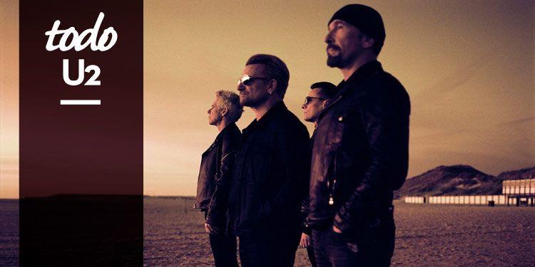 U2 anuncian el lanzamiento de su nuevo disco