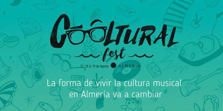 Cooltural Fest presenta cartel para su primera edición