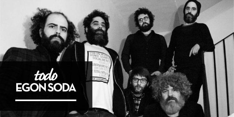 Glasnost es el nuevo single de Egon Soda