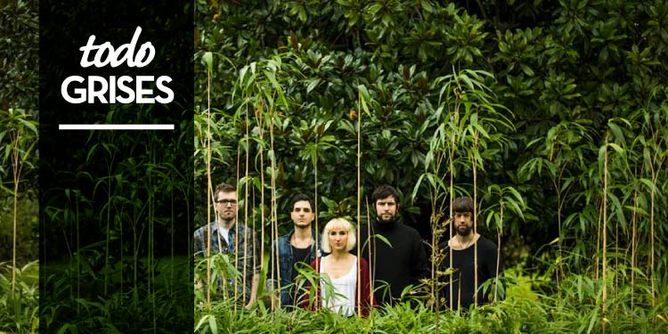 Grises comparten el primer adelanto de su nuevo disco