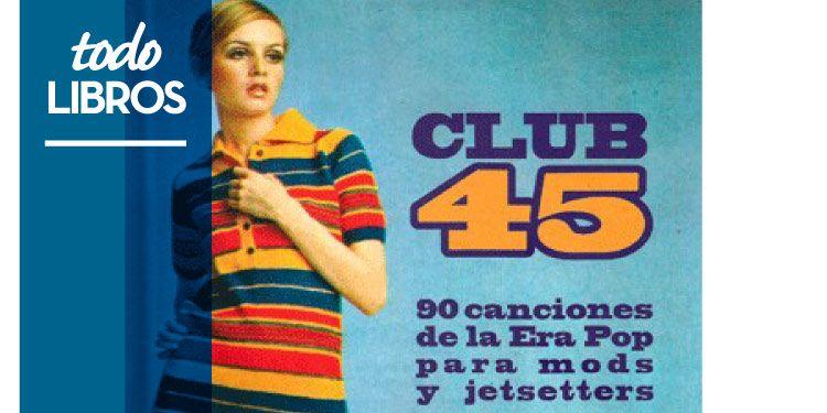 Reseña libros Club 45
