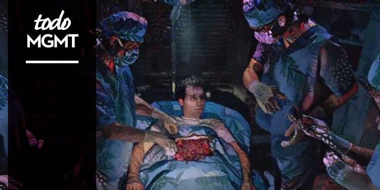 "MGMT comparten un nuevo single ""When You Die"""
