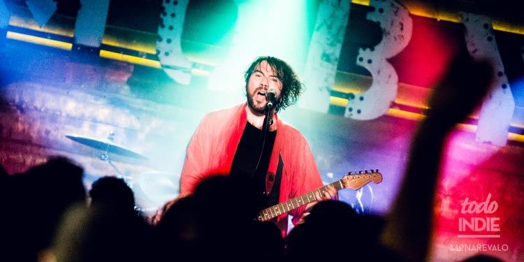 Crónica en imágenes del concierto The Rebels en Madrid