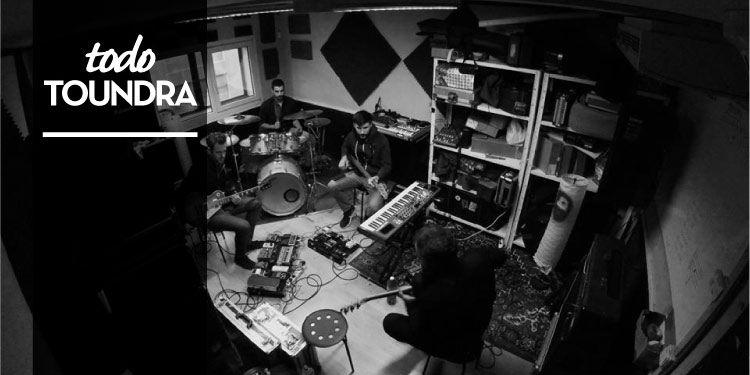 Toundra anuncian el lanzamiento de su nuevo disco