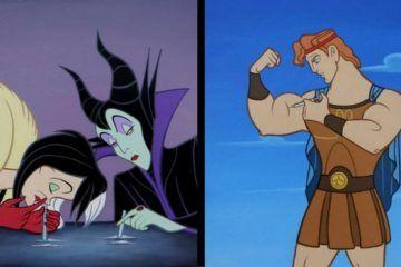 20 ilustraciones de Disney que no te dejarán indiferente