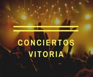 conciertos vitoria