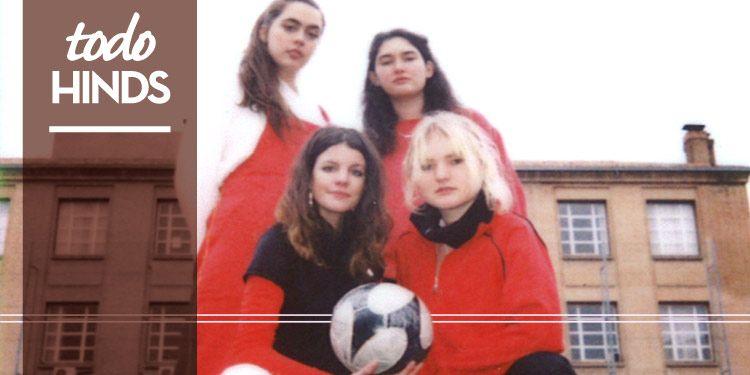 Hinds anuncian nuevo disco y comparten single