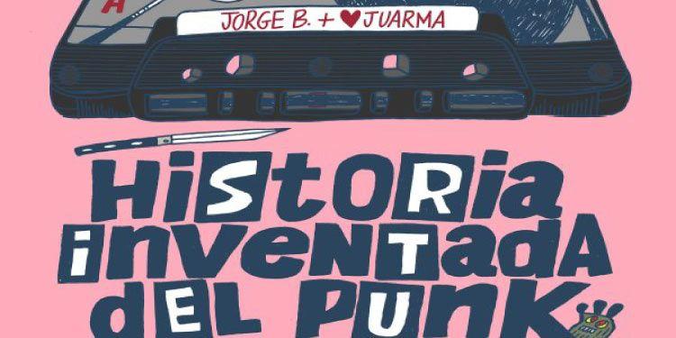 """Reseña libro """"Historia inventada del Punk"""""""