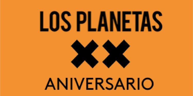 """Los Planetas celebran el 20 aniversario de """"Una semana en el motor de un autobús"""""""