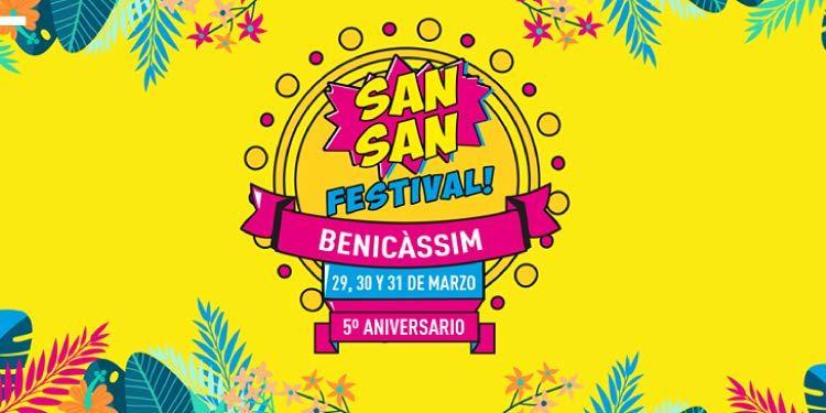 Horarios Sansan Festival 2018