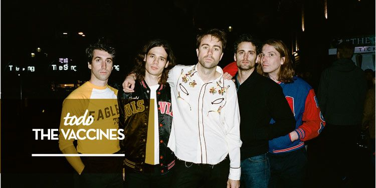 The Vaccines comparten un nuevo single