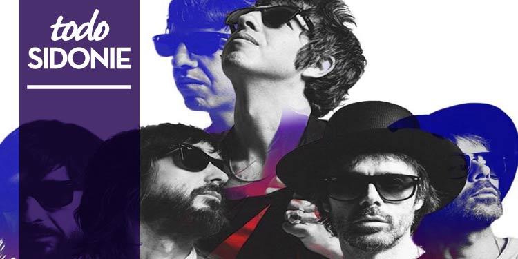 Sidonie anuncian gira por su 20 aniversario