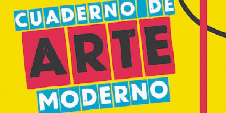 libro Cuaderno de Arte Moderno