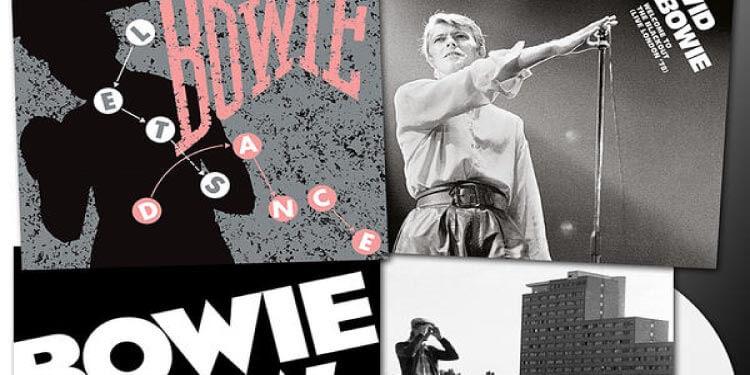 Nuevo material de David Bowie para el Record Store Day