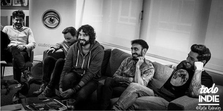 """Entrevista a Izal con su nuevo álbum de estudio """"Autoterapia"""""""