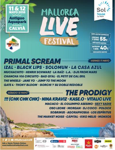 Mallorca Live 2018