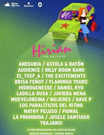 Bilbao BBK Live acerca la música a la ciudad
