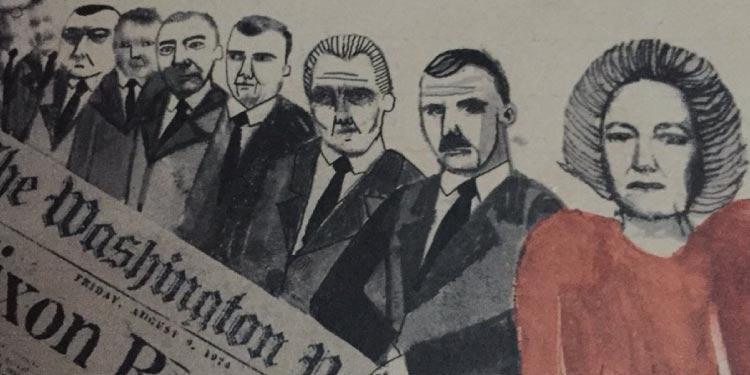 libro Una historia personal:Sobre cómo alcancé la cima del periodismo en un mundo de hombres