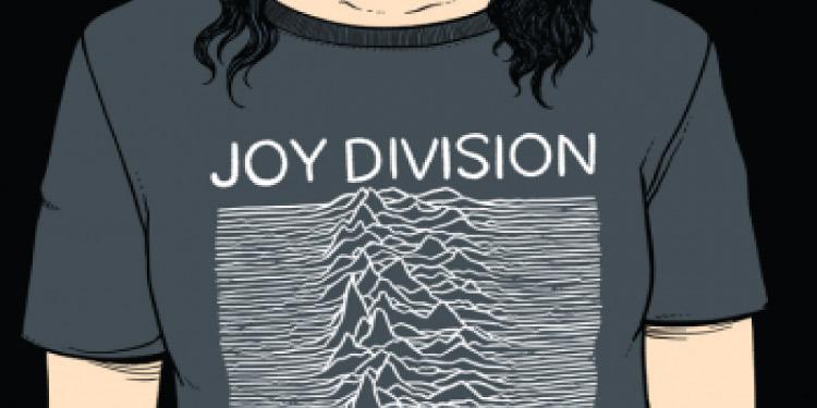 """Libro """"Joy Division, Placeres y Desórdenes"""""""