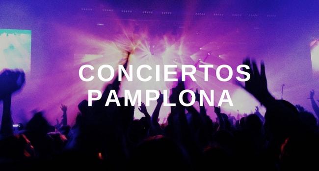 Conciertos Pamplona