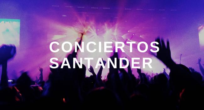 Conciertos Santander