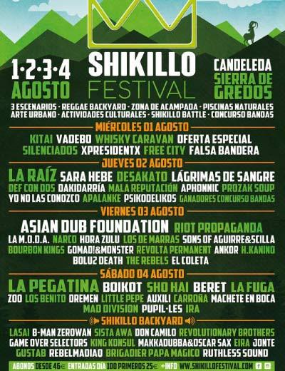 Shikillo festival