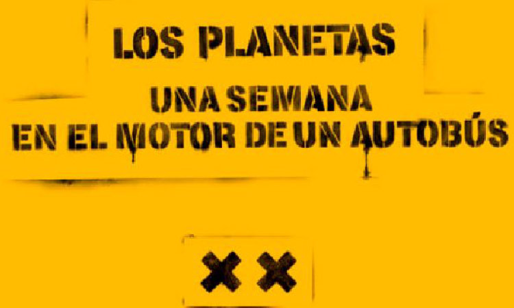 Un encuentro con Los Planetas