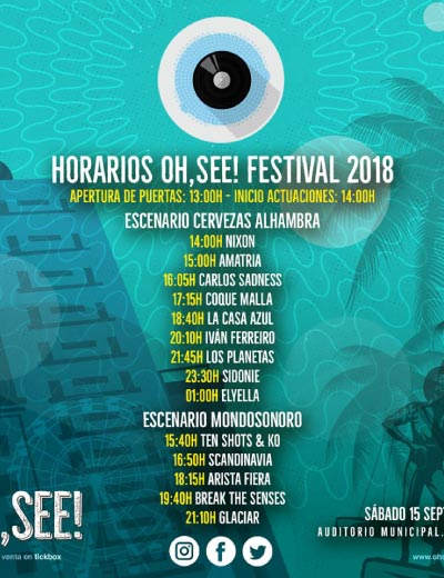 Oh See Fest
