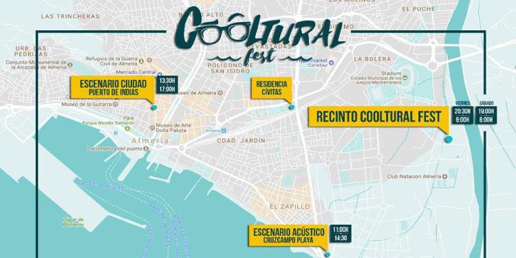 Cooltural Fest 2018 – Toda la información necesaria