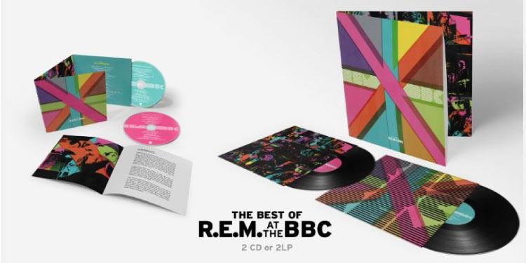 R.E.M lanzara una colección de rarezas y grabaciones inéditas