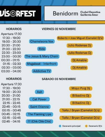 Visor Fest