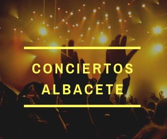 Conciertos Albacete