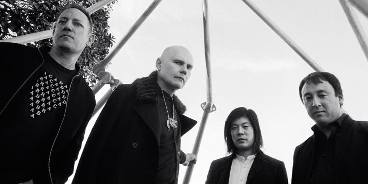 The Smashing Pumpkins versionan a The Cure