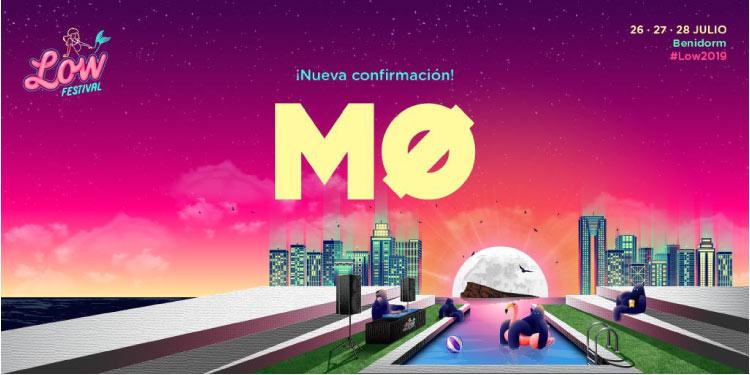 Nueva confirmación para el Low Festival