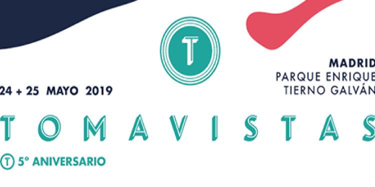 Cinco nuevas incorporaciones a Tomavistas 2019