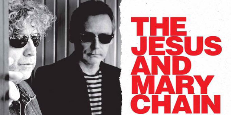 The Jesus and Mary Chain se une al Warm Up Estrella de Levante