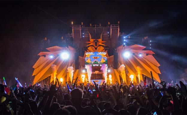 Los álamos Beach Festival 2021 Entradas Cartel Rumores
